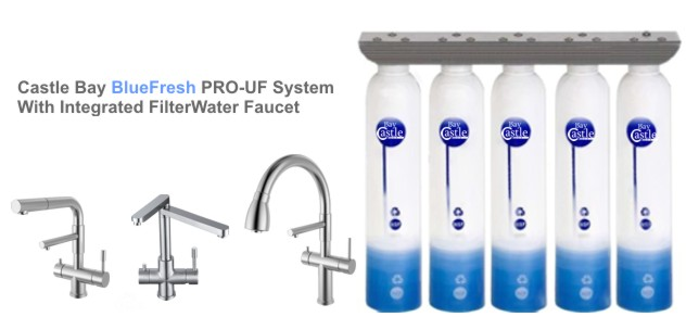 Filter Water Faucet Or Tap