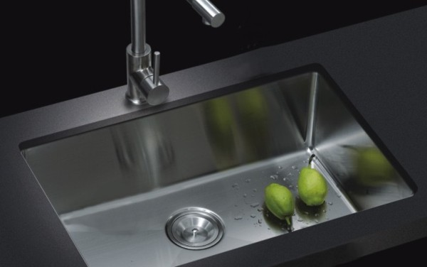 Stainless Steel Sinks and Undermount Sinks from Castle Bay